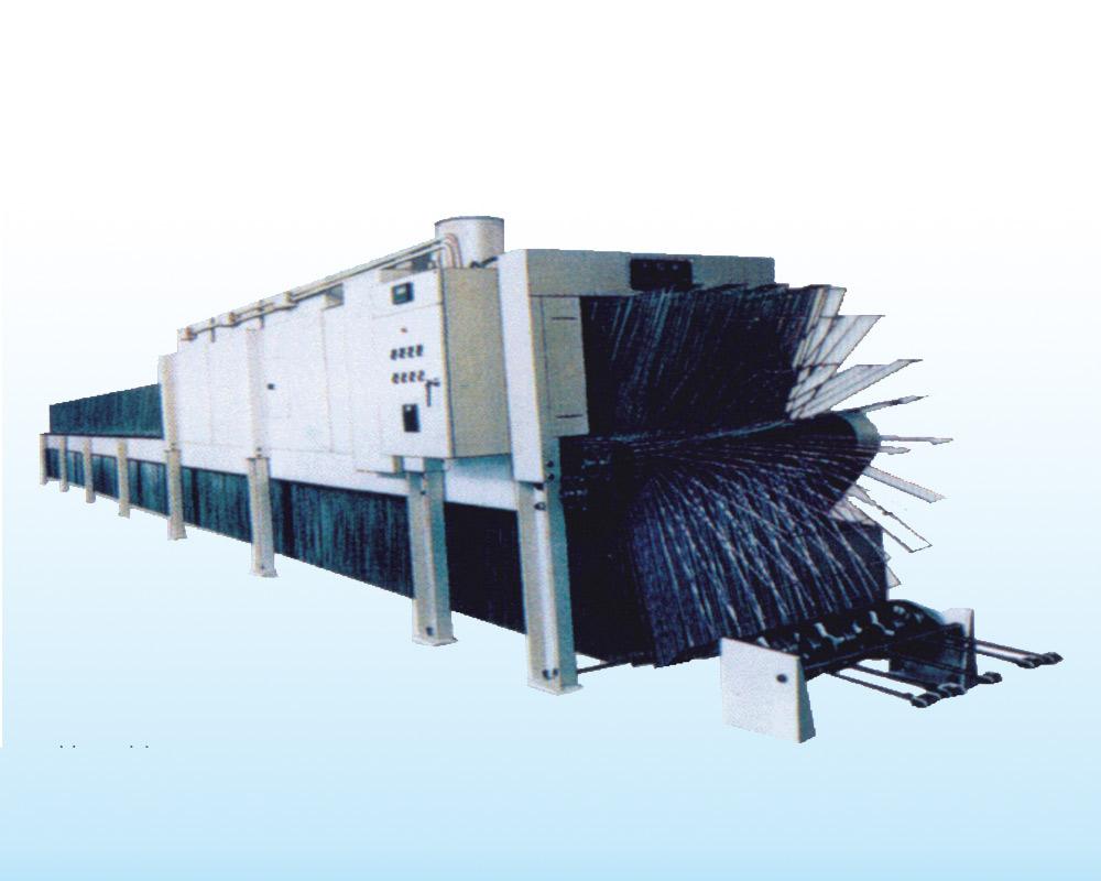SH-720/780/1020竖送翻页式热喷式空气干燥机