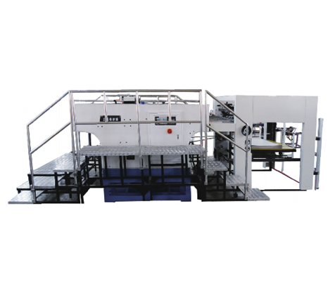 ASP-1450A  Automatic Swing Cylinder Screen Printing Machine